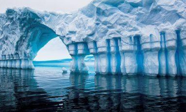 Hallan bacteria desconocidas en la Antártida