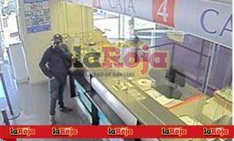 Asalta Banco del Bajío en Carranza y huye