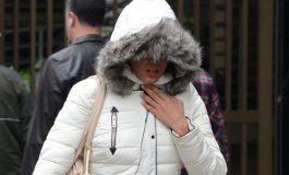 Población debe estar protegida ante los intensos fríos
