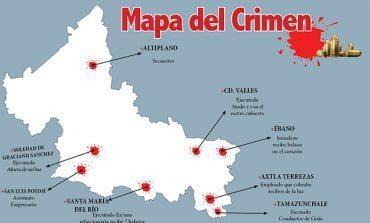 Mapa del Crimen