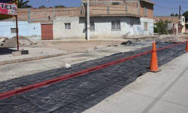Alcalde de Soledad al pendiente de obras en proceso