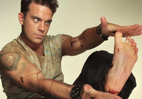Quiero ser el mejor: Robbie Williams