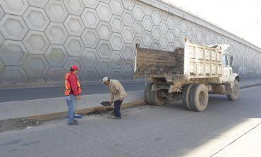 50 toneladas de basura recolectó Soledad en diferentes colonias