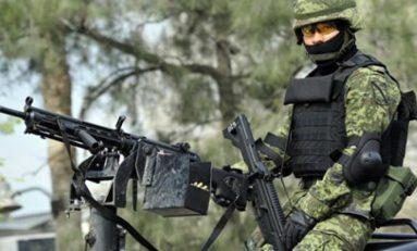 Más presencia militar, por escalada de violencia, pide IP