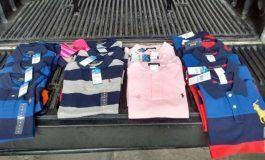 Aseguramiento de una mujer que intentó sustraer ropa de tienda departamental