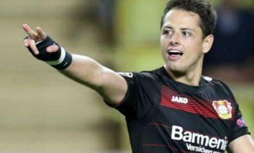 Chicharito sigue en plan goleador