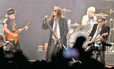 Aerosmith rockea sin límites