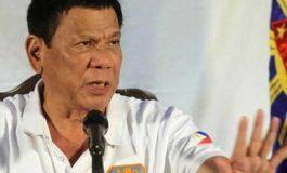 """Al infierno"", manda el presidente filipino a Obama"