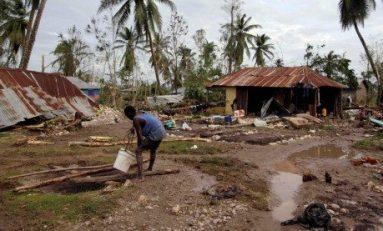 Riesgo de hambruna en Haití tras destrucción de huracán Matthew