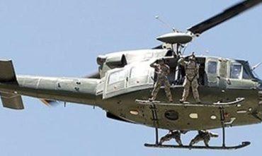 Dos muertos al caer helicóptero militar