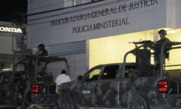Ejército revisa armas de ministeriales en Sinaloa