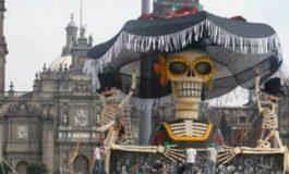 Desfile por el Día de Muertos al estilo 'Spectre' en CDMX