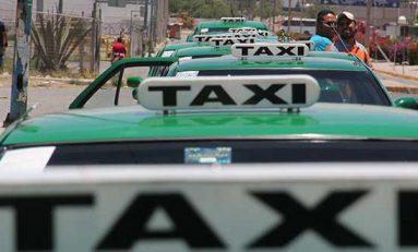 Hieren a taxista al despojarlo de su unidad