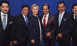 Tigres del Norte refrendan apoyo a Hillary Clinton