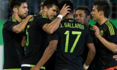 Selección Mexicana cumple apenas en 2-1 a Nueva Zelanda