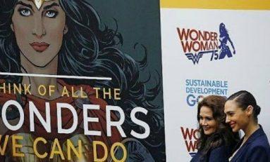 La Mujer Maravilla, embajadora de la ONU para las mujeres