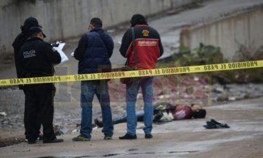 Encuentran hombre muerto en Periférico y Río Santiago