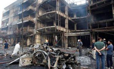 Más de cien muertos por la explosión de un camión bomba en Bagdad