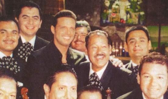 Mariachi Vargas y Luis Miguel planean nuevo CD juntos