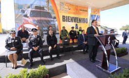 El alcalde GHV inaugura el inicio del Operativo Paisano 2016