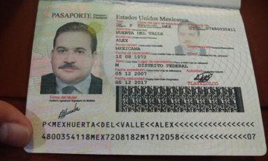 Son falsos los pasaportes de Duarte: SRE