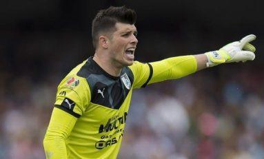 El portero Volpi renueva contrato con el Querétaro