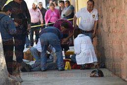 Muerte de asaltante en colonia burocrata