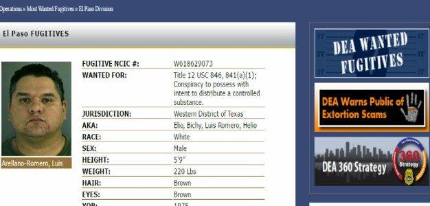 Cae El Bichy, uno de los más buscados por la DEA - La Roja