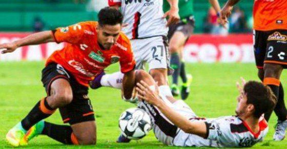 Jaguares derrota al Atlas en juego de mero trámite