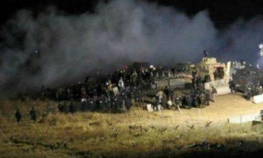 Protestas contra oleoducto en Dakota del Norte dejan 167 heridos