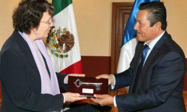 Empresas francesas invertirían en San Luis capital