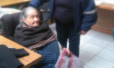 Localizan a mujer de 90 años extraviada