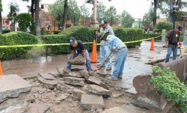 Asegura Gallardo Juárez que reducción drástica de recursos no detendrá obra pública