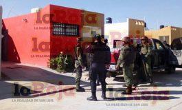 Detienen a tres personas en la zona llamada Piquito de Oro en Soledad