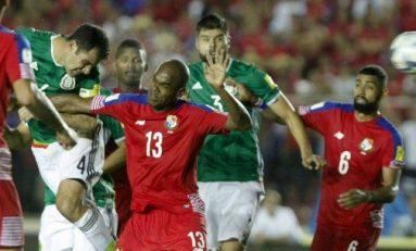 México y Panamá no encontraron el arco