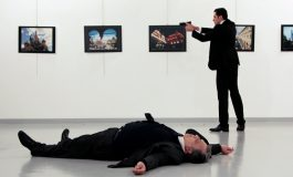 Atacante del embajador ruso es un policía turco de 22 años