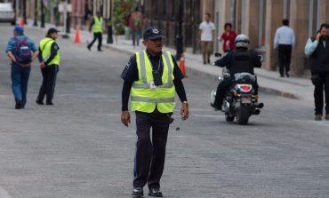 Anuncian cierres viales en Centro Histórico por obras