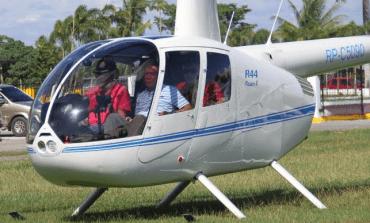 Presidente de Filipinas asegura haber lanzado desde un helicóptero volando a un secuestrador