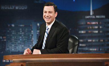"""Jimmy Kimmel será el presentador en los """"Oscar"""""""