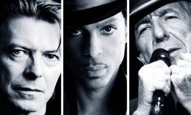 2016, año en que dijeron adiós grandes estrellas de la música