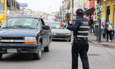 Implementan Operativo para Agilizar Vialidad en Zona Centro