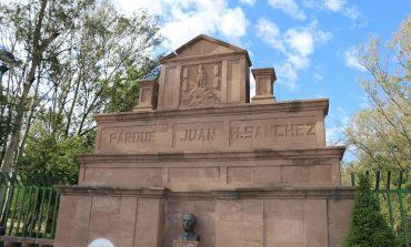 Atención inmediata a monumentos dañados por vandalismo