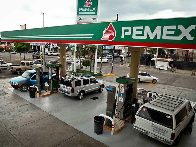 Garantizado abasto de combustible en SLP: PEMEX