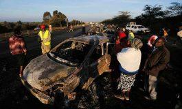 Explosión de pipa con gasolina deja 40 muertos en Kenia
