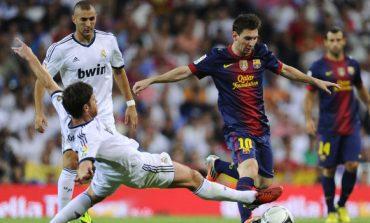 Real Madrid festeja como triunfo el empate ante Barsa