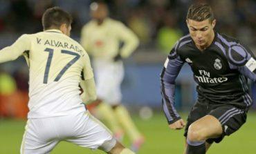 Caminando, Real Madrid se impone al América, 2-0