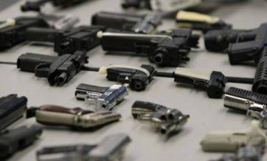 Senado endurece penas por portación, acopio y traslado ilegal de armas