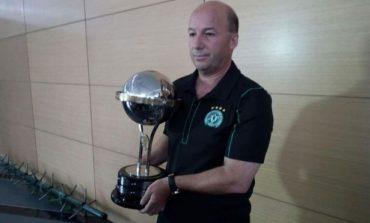 Chapecoense recibirá trofeo de campeón en sorteo de Copa Libertadores