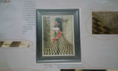 Incautan obras de arte de Javier Duarte