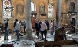 Atentado contra una catedral en El Cairo deja 25 muertos